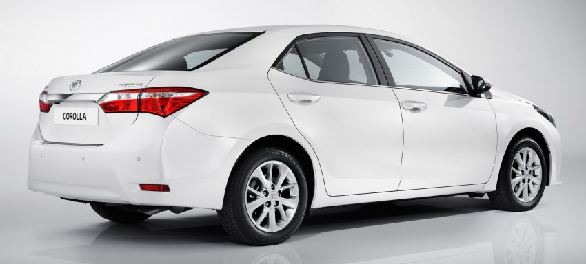 2014 Toyota Corolla – will this be the ASEAN car? Image #179405