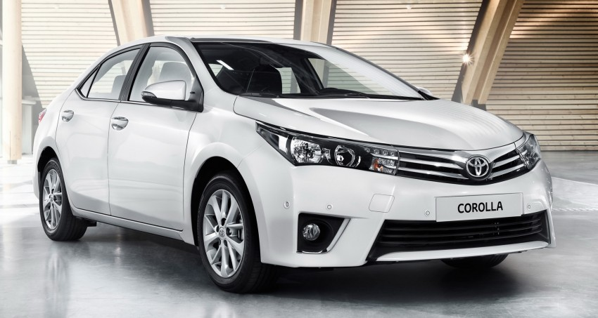 2014 Toyota Corolla – will this be the ASEAN car? Image #179406