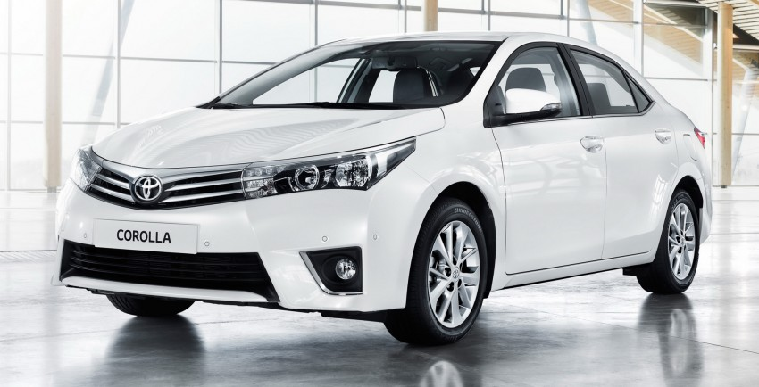 2014 Toyota Corolla – will this be the ASEAN car? Image #179407