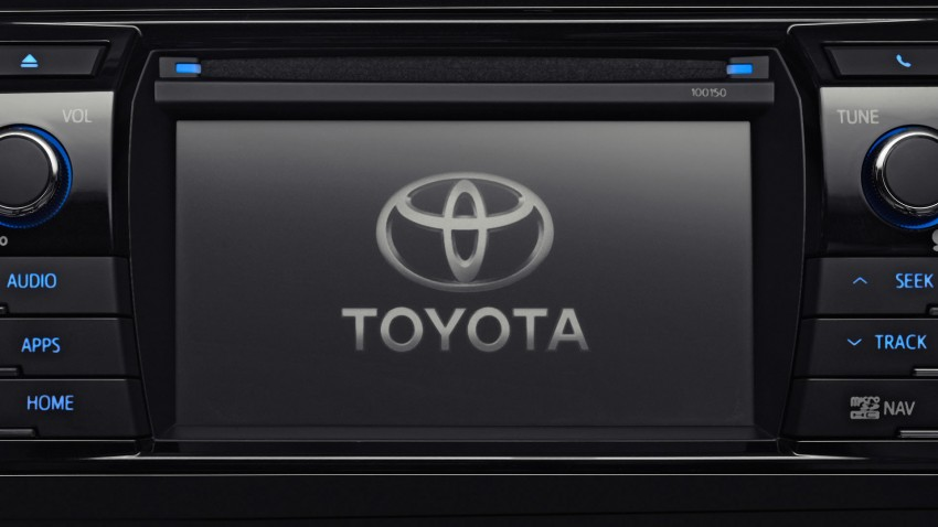 2014 Toyota Corolla – US-market 11th-gen revealed Image #179470