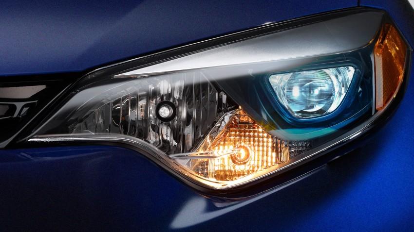 2014 Toyota Corolla – US-market 11th-gen revealed Image #179471