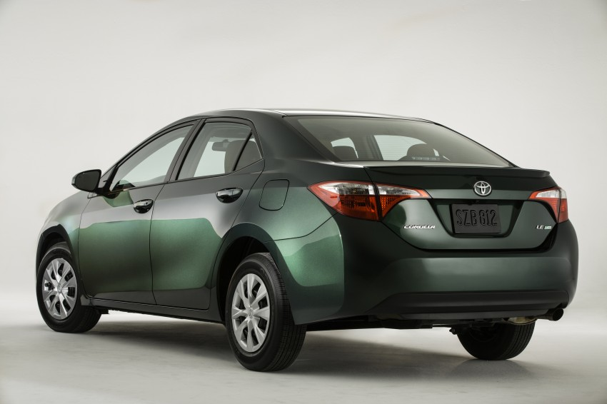 2014 Toyota Corolla – US-market 11th-gen revealed Image #179275