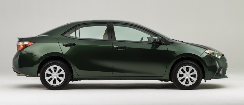 2014 Toyota Corolla – US-market 11th-gen revealed Image #179276