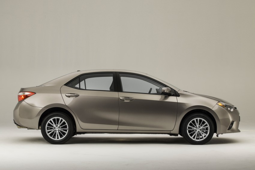 2014 Toyota Corolla – US-market 11th-gen revealed Image #179277