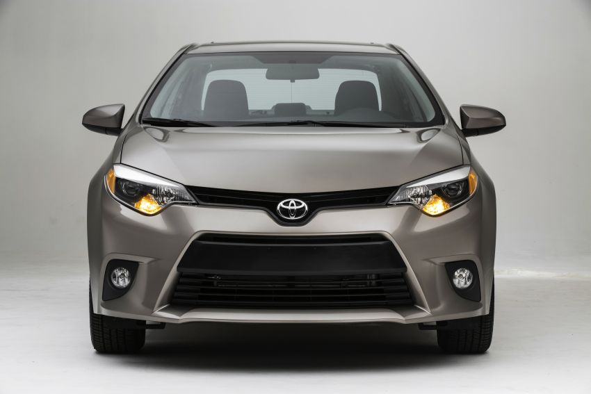2014 Toyota Corolla – US-market 11th-gen revealed Image #179278