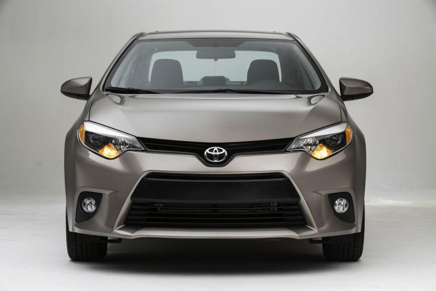 2014 Toyota Corolla – US-market 11th-gen revealed Image #179278