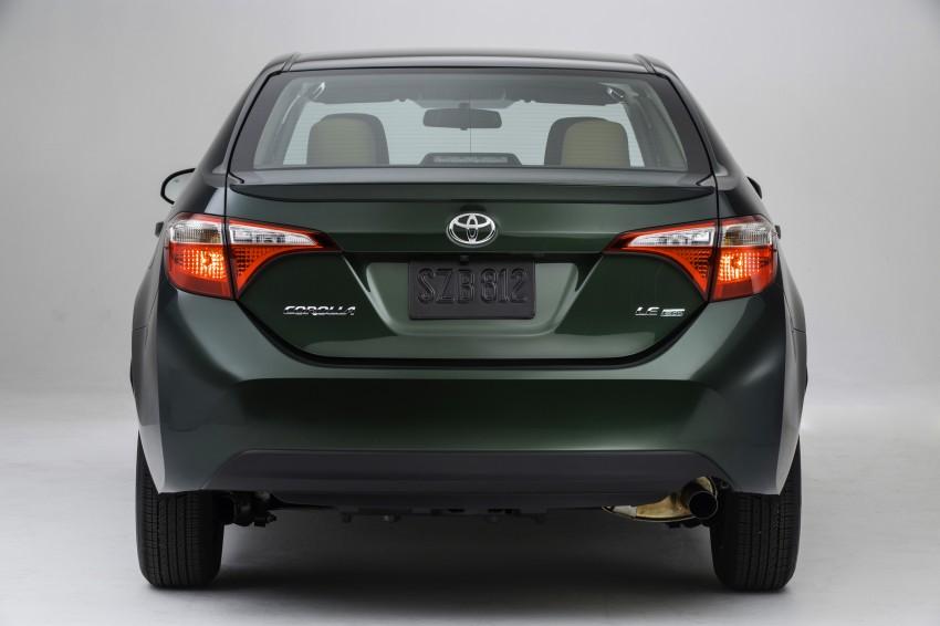 2014 Toyota Corolla – US-market 11th-gen revealed Image #179279