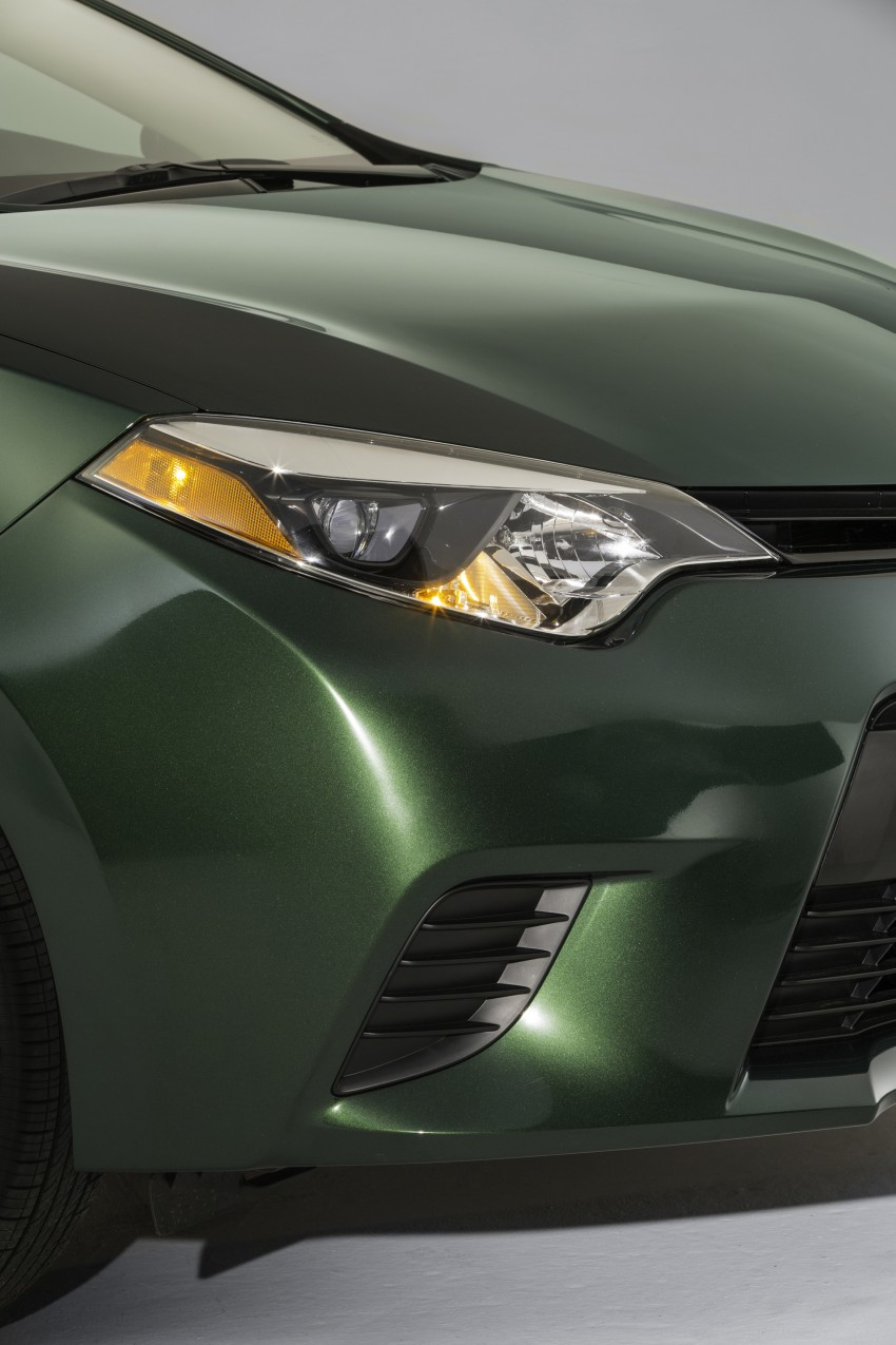 2014 Toyota Corolla – US-market 11th-gen revealed Image #179282