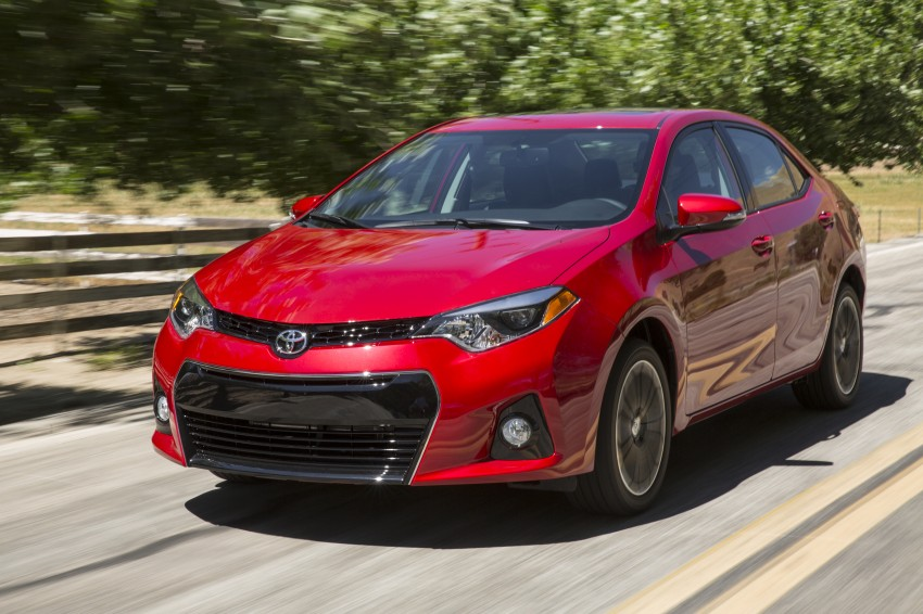 2014 Toyota Corolla – US-market 11th-gen revealed Image #179303