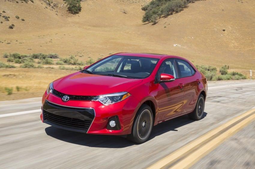 2014 Toyota Corolla – US-market 11th-gen revealed Image #179307