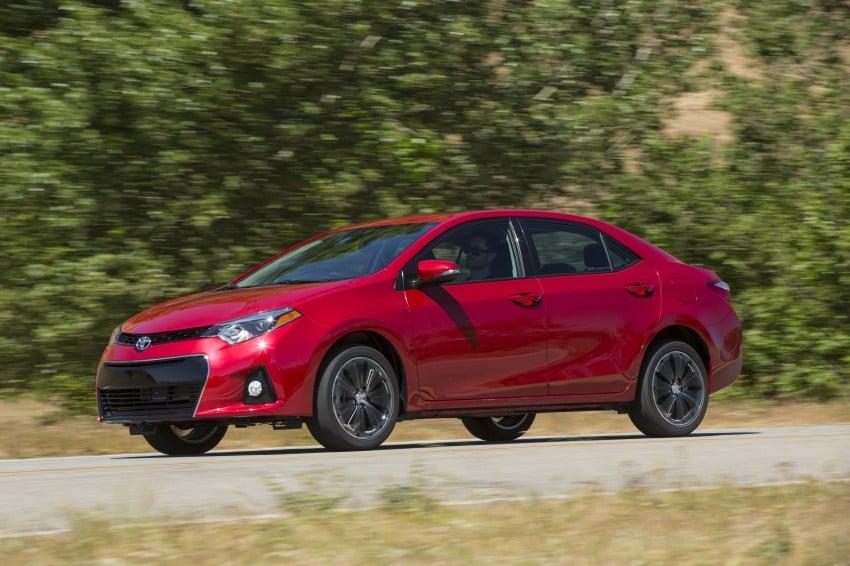 2014 Toyota Corolla – US-market 11th-gen revealed Image #179308