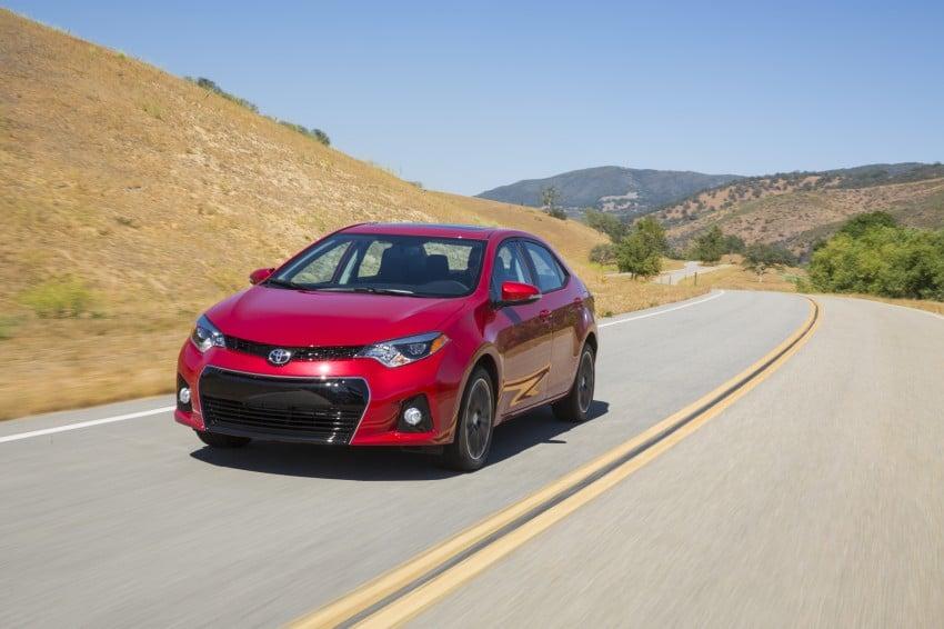 2014 Toyota Corolla – US-market 11th-gen revealed Image #179309