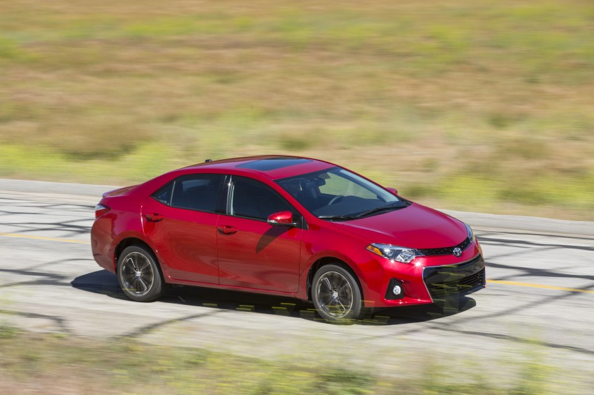 2014 Toyota Corolla – US-market 11th-gen revealed Image #179313