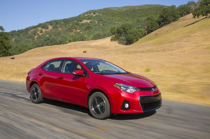 2014 Toyota Corolla – US-market 11th-gen revealed Image #179314