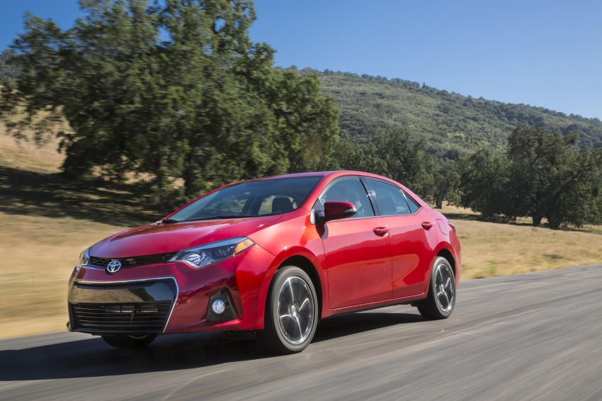 2014 Toyota Corolla – US-market 11th-gen revealed Image #179316
