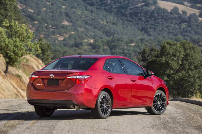2014 Toyota Corolla – US-market 11th-gen revealed Image #179317