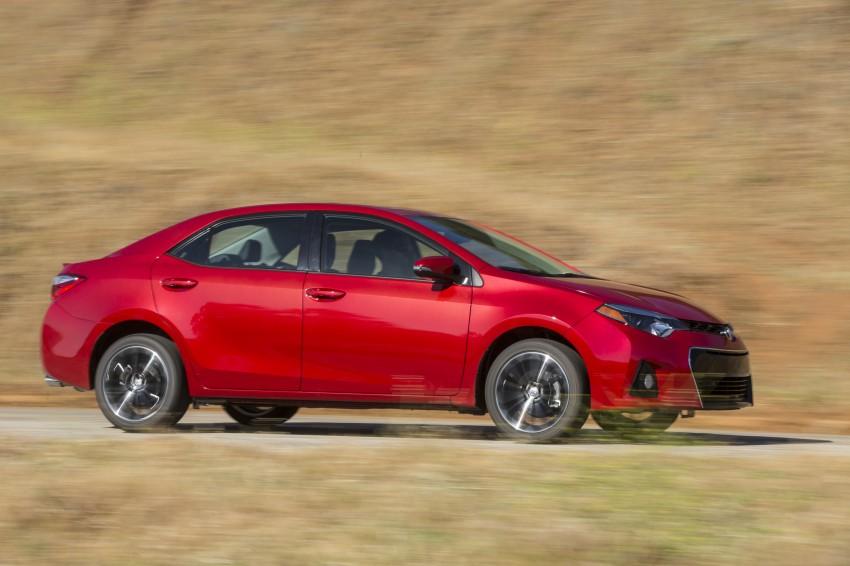 2014 Toyota Corolla – US-market 11th-gen revealed Image #179321