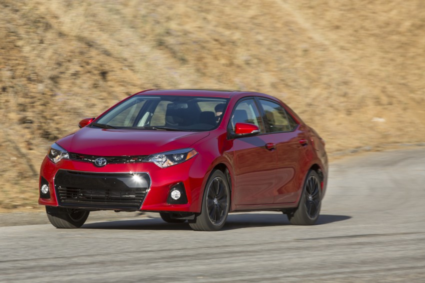 2014 Toyota Corolla – US-market 11th-gen revealed Image #179323