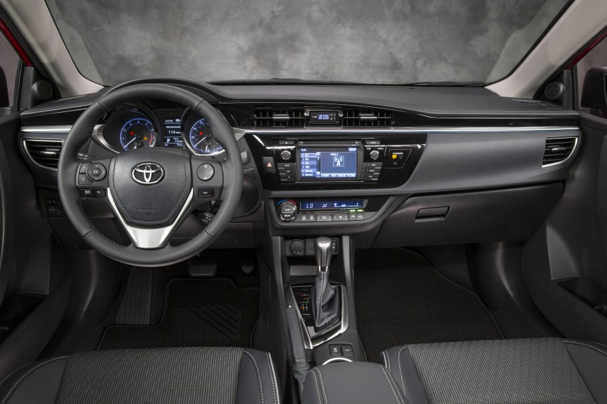 2014 Toyota Corolla – US-market 11th-gen revealed Image #179285