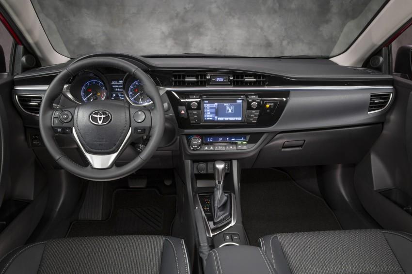 2014 Toyota Corolla – US-market 11th-gen revealed Image #179285