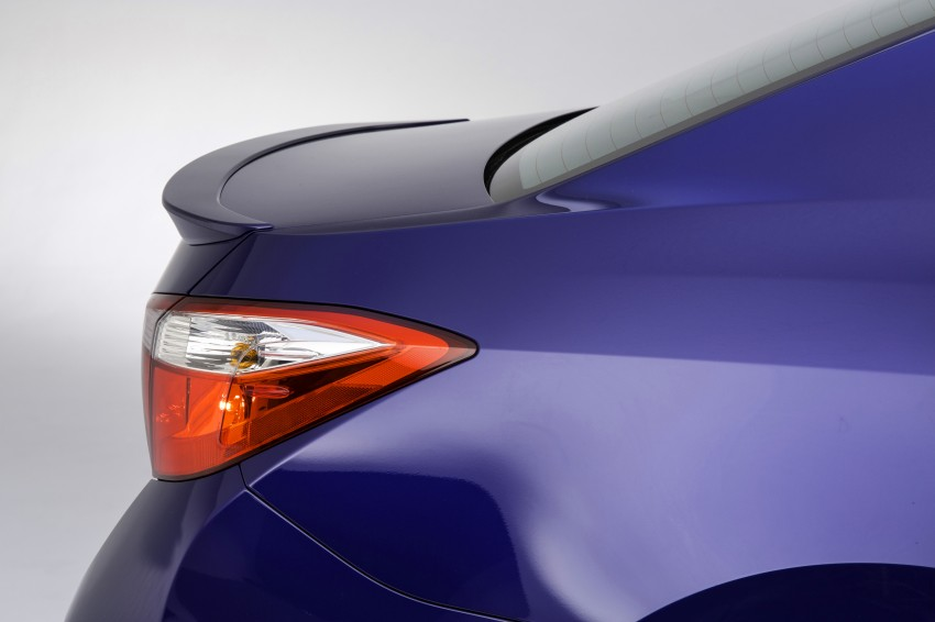 2014 Toyota Corolla – US-market 11th-gen revealed Image #179260