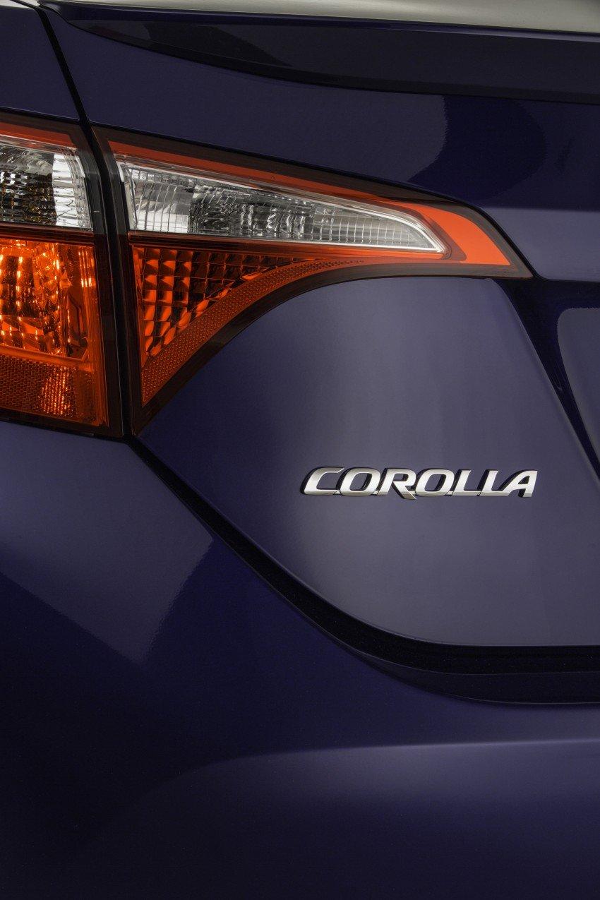 2014 Toyota Corolla – US-market 11th-gen revealed Image #179264