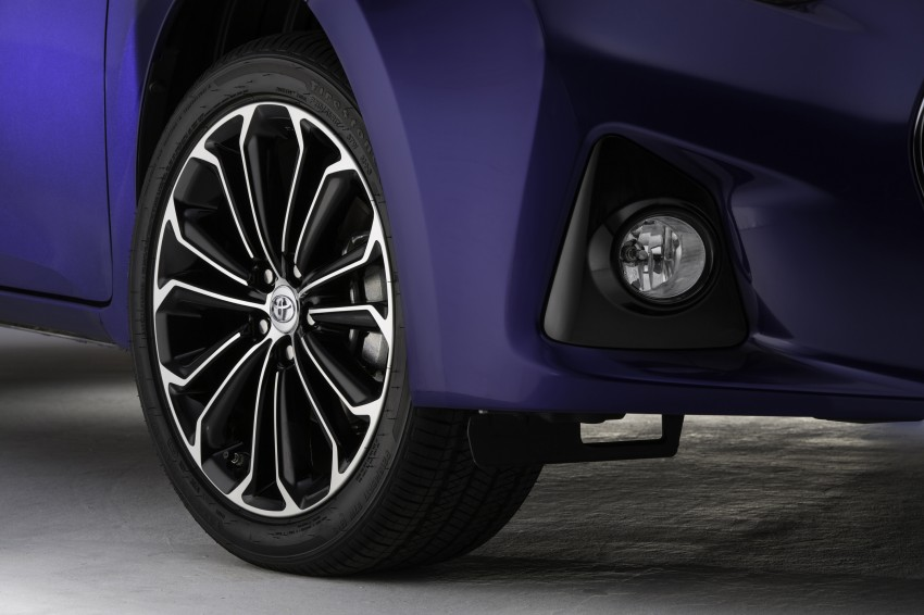 2014 Toyota Corolla – US-market 11th-gen revealed Image #179268