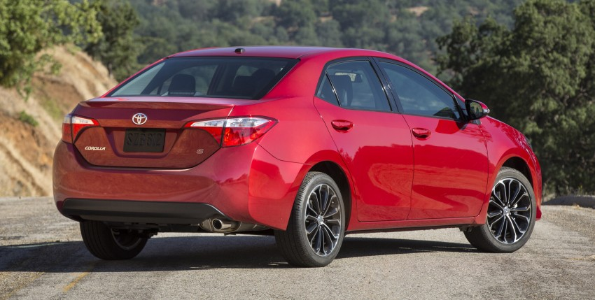 2014 Toyota Corolla – US-market 11th-gen revealed Image #179271