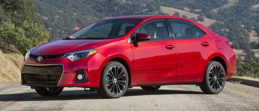 2014 Toyota Corolla – US-market 11th-gen revealed Image #179272