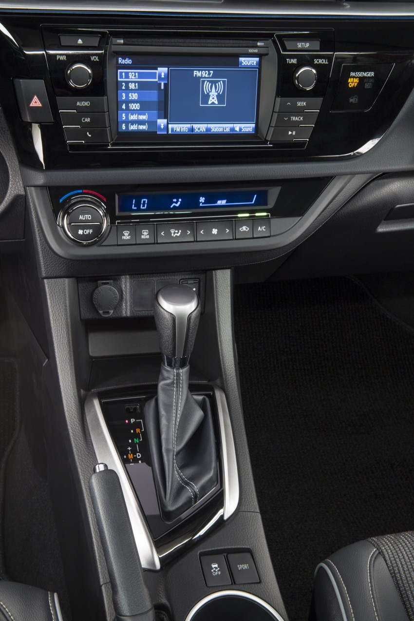 2014 Toyota Corolla – US-market 11th-gen revealed Image #179287