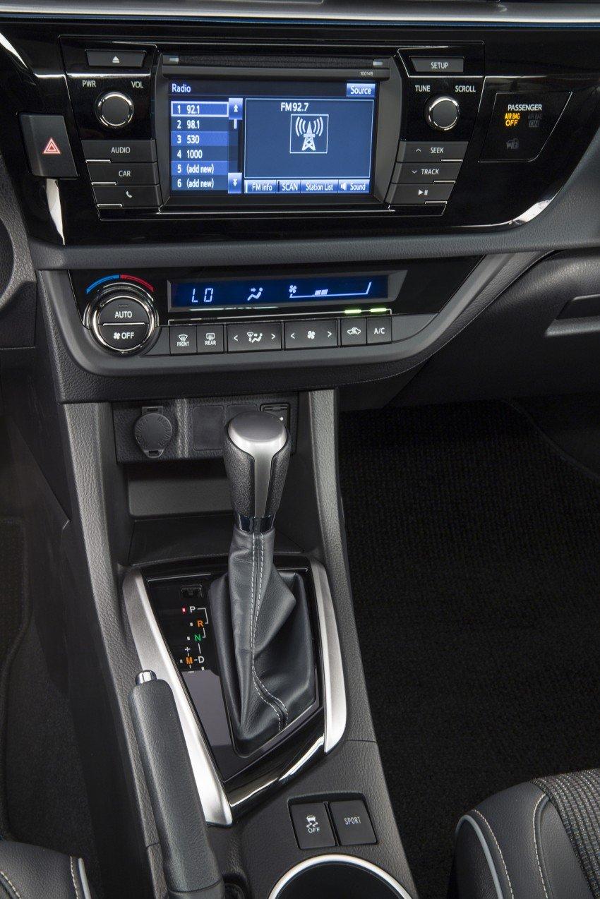 2014 Toyota Corolla – US-market 11th-gen revealed Image #179287