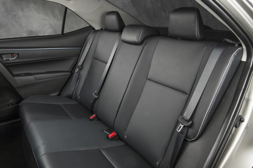 2014 Toyota Corolla – US-market 11th-gen revealed Image #179291