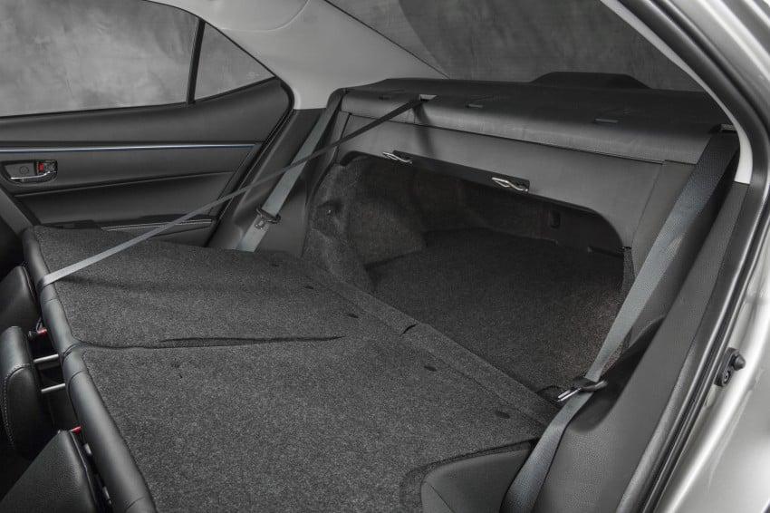 2014 Toyota Corolla – US-market 11th-gen revealed Image #179293