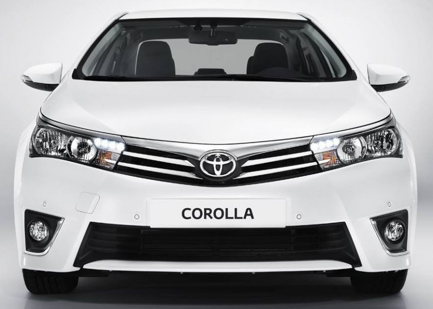 GALLERY: 2014 Toyota Corolla face-off: ASEAN vs US Image #179660