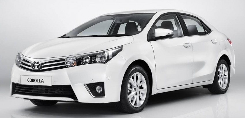 GALLERY: 2014 Toyota Corolla face-off: ASEAN vs US Image #179662