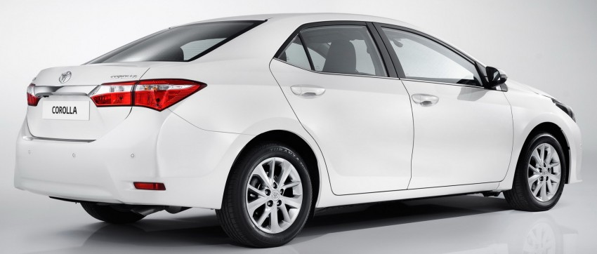 GALLERY: 2014 Toyota Corolla face-off: ASEAN vs US Image #179663