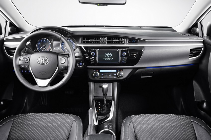 GALLERY: 2014 Toyota Corolla face-off: ASEAN vs US Image #179666