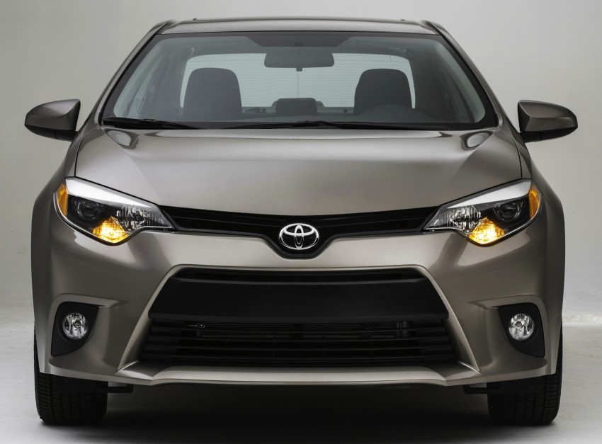 GALLERY: 2014 Toyota Corolla face-off: ASEAN vs US Image #179667