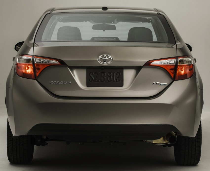 GALLERY: 2014 Toyota Corolla face-off: ASEAN vs US Image #179668