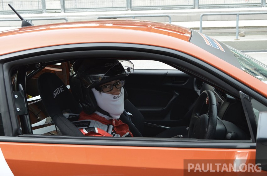 Toyota 86 – Sepang trackday in a stripped M/T racer Image #183525