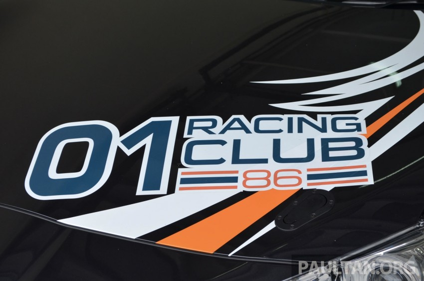 Toyota 86 – Sepang trackday in a stripped M/T racer Image #183516