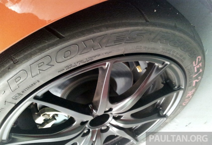 Toyota 86 – Sepang trackday in a stripped M/T racer Image #183545