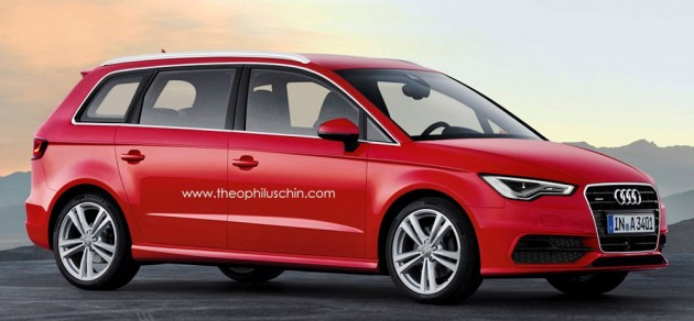 Audi A3 Mpv Being Considered Concept Could Surface In 2014