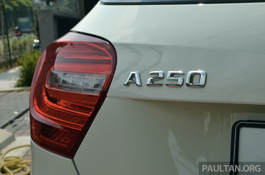 Mercedes-Benz A-Class launched – A 200, A 250 Sport Image #183183