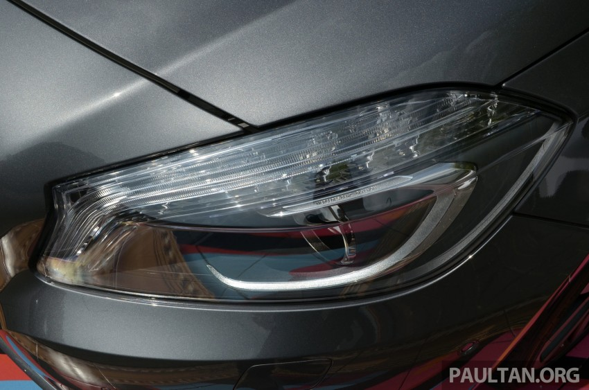 Mercedes-Benz A-Class launched – A 200, A 250 Sport Image #183188