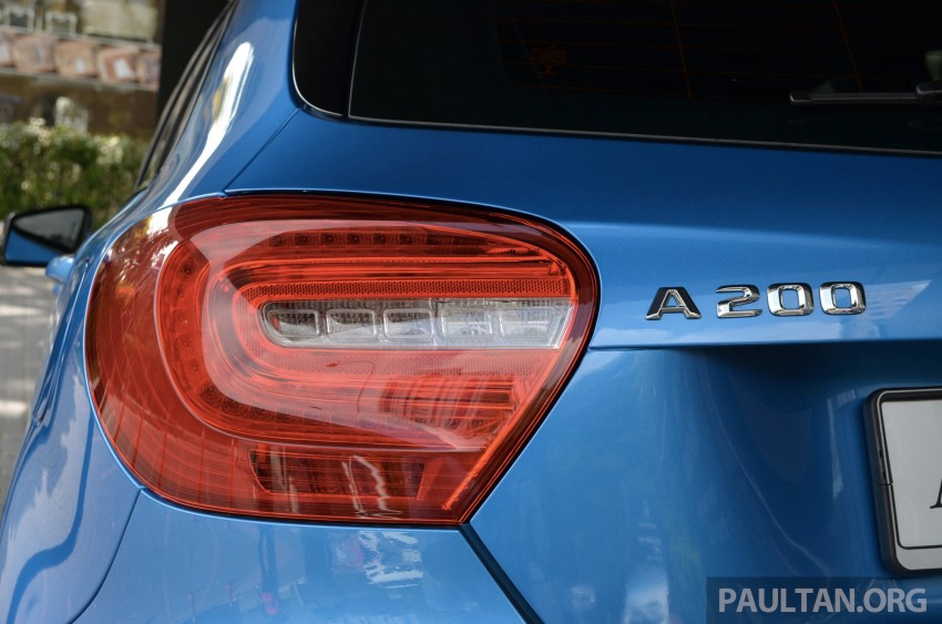 Mercedes-Benz A-Class launched – A 200, A 250 Sport Image #183196