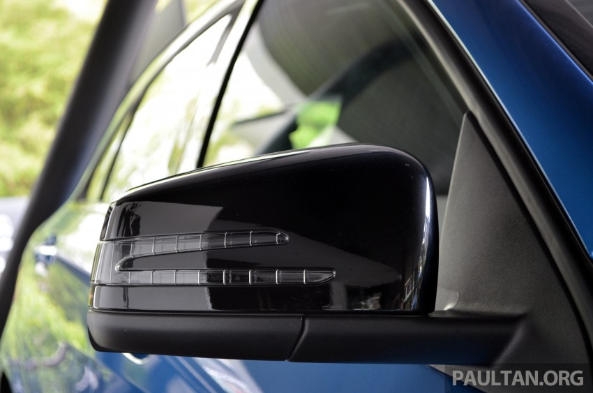 Mercedes-Benz A-Class launched – A 200, A 250 Sport Image #183199