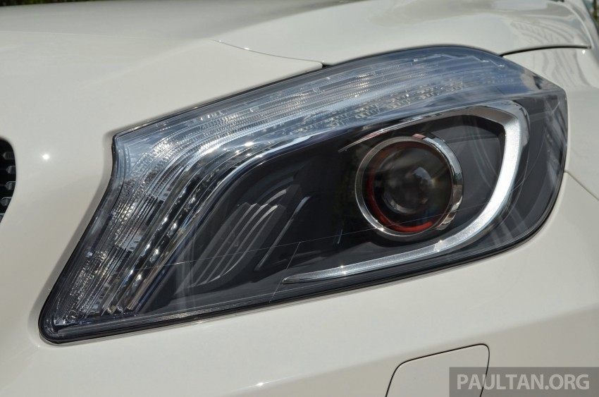 Mercedes-Benz A-Class launched – A 200, A 250 Sport Image #183176