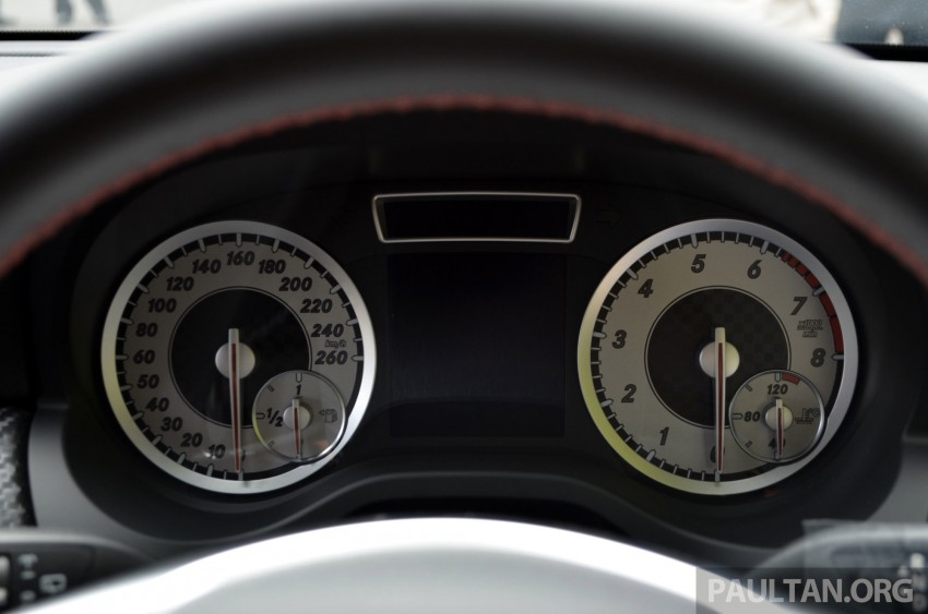Mercedes-Benz A-Class launched – A 200, A 250 Sport Image #183255