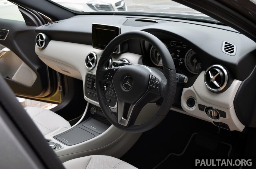 Mercedes-Benz A-Class launched – A 200, A 250 Sport Image #183245